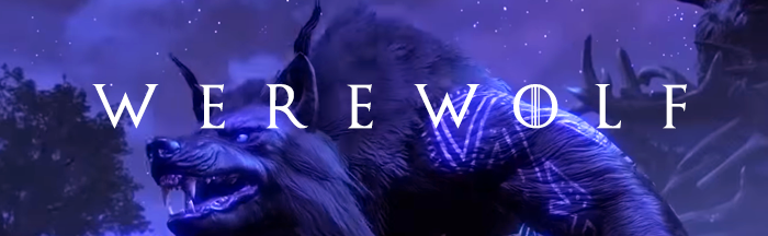 ESO Werewolf builds skills Greymoor Dark Heart of Skyrim