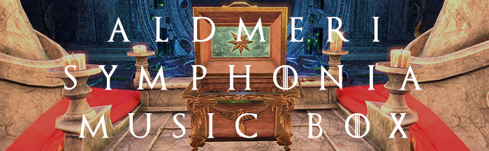 aldmeri symphonia music box