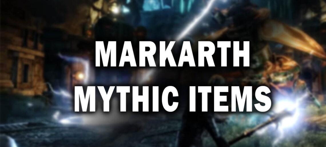 Markarth Mythic Items Lead Locations