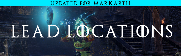 Lead Locations ESO