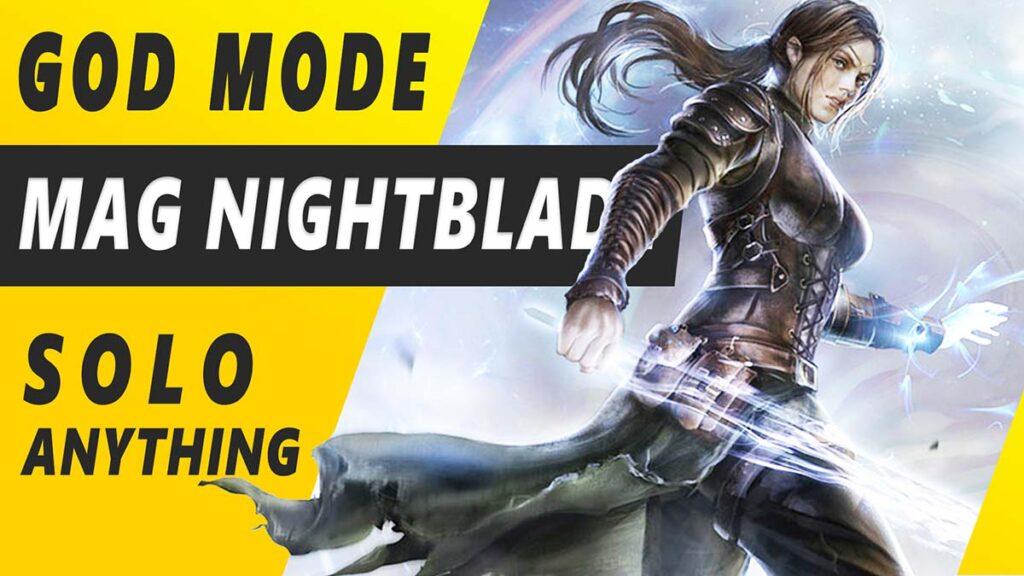 ESO Magicka Nightblade