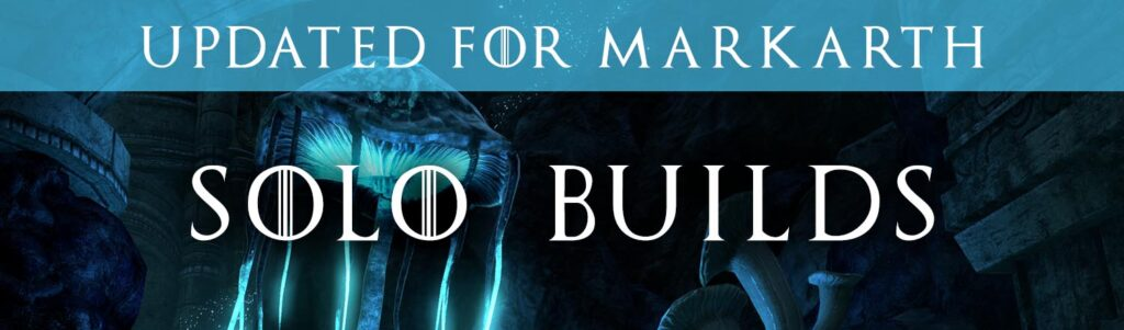 ESO Solo Builds