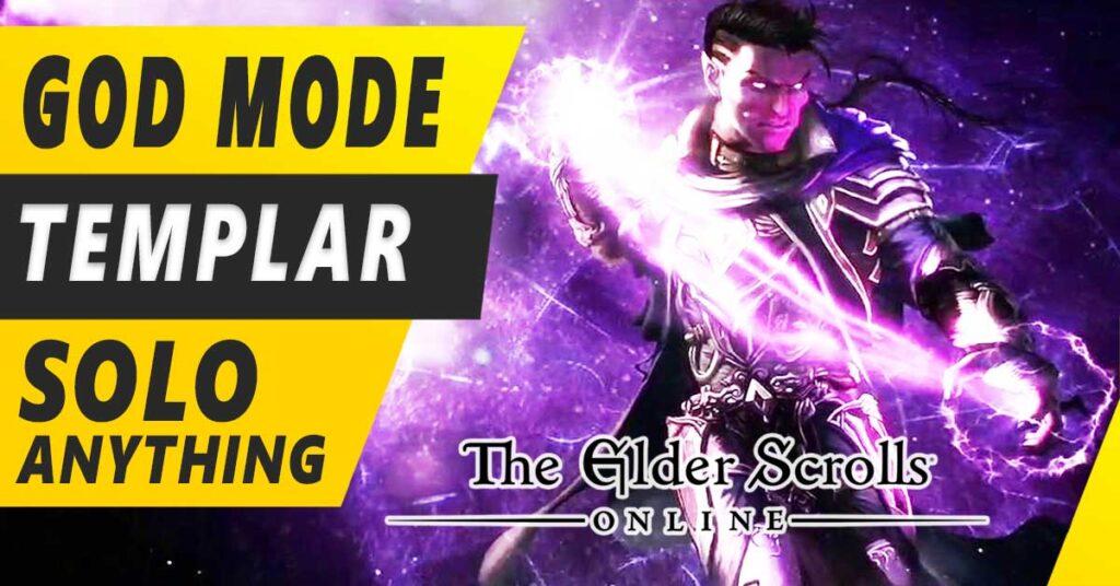 ESO Solo Magicka Templar Build Guide