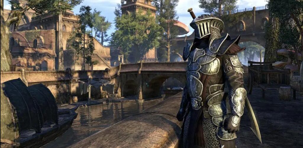 eso new doctrine ordinator outfit style tribunal celebration