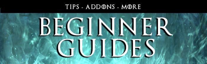 eso beginner guides